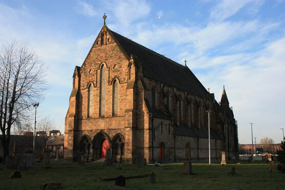 Govan old church, Scotland
